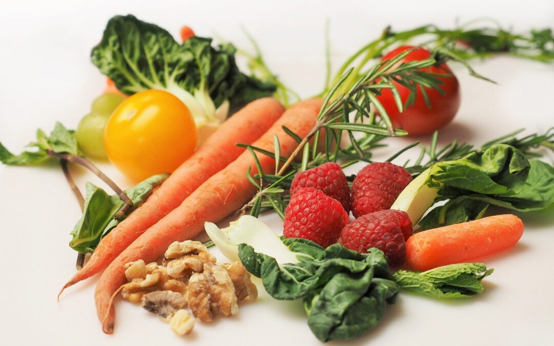 Building Resiliency Through Foods