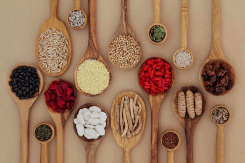 Nourishing the Body with Healing Foods