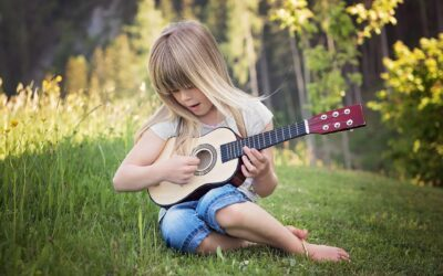 Teaching Children to Love our Planet Through Song